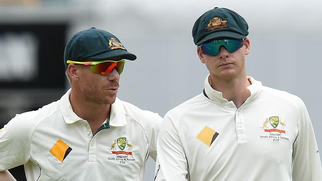 Steve Smith says David Warner will not cop any blowback from Cricket Australia for his outspoken role in the pay dispute.