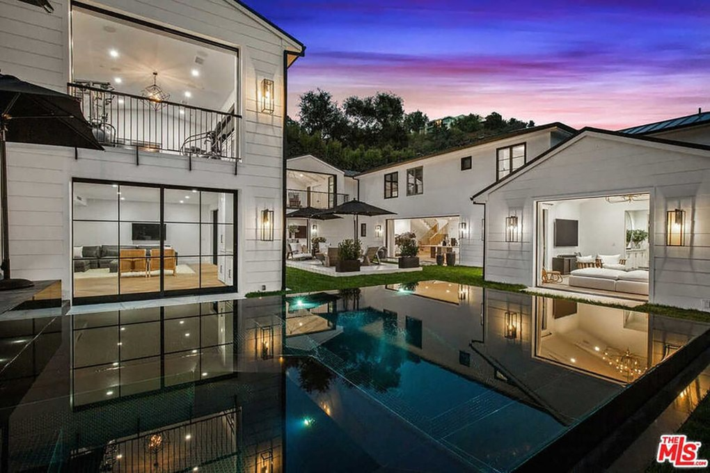 Take a dip straight out from the house. Picture: Realtor