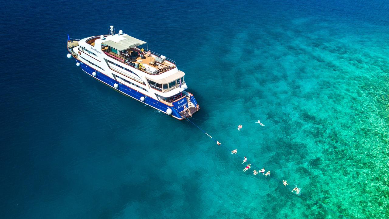 Cruising in Croatia with Peregrine Adventures.