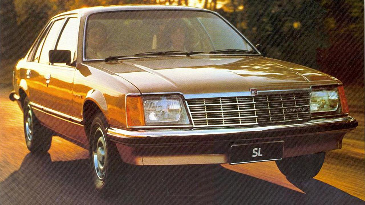 The Commodore launched to much fanfare in 1978. Photo: Supplied