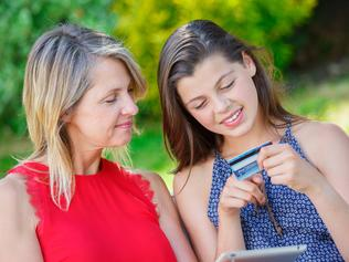 Online shopping. For Kids News story on protecting yourself against online scams.
