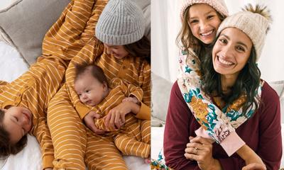 Now you and your family can all have matching PJs