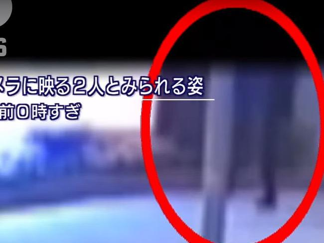 Japanese police have arrested an American tourist in connection with the woman's death. Picture: ANN News/Screengrab