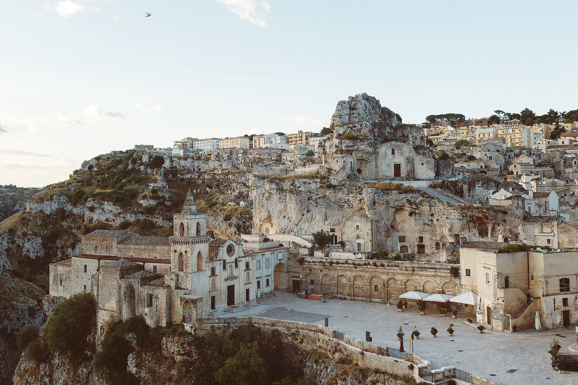 Where to eat, drink and stay in Matera