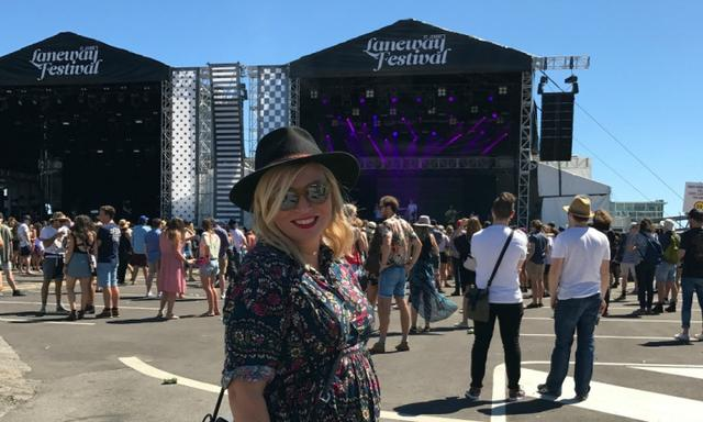 'I was told I couldn't leave the festival to breastfeed my baby'