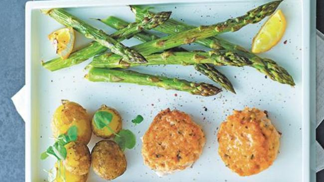 Fish cakes are such an easy weeknight dinner and perfect for summer.