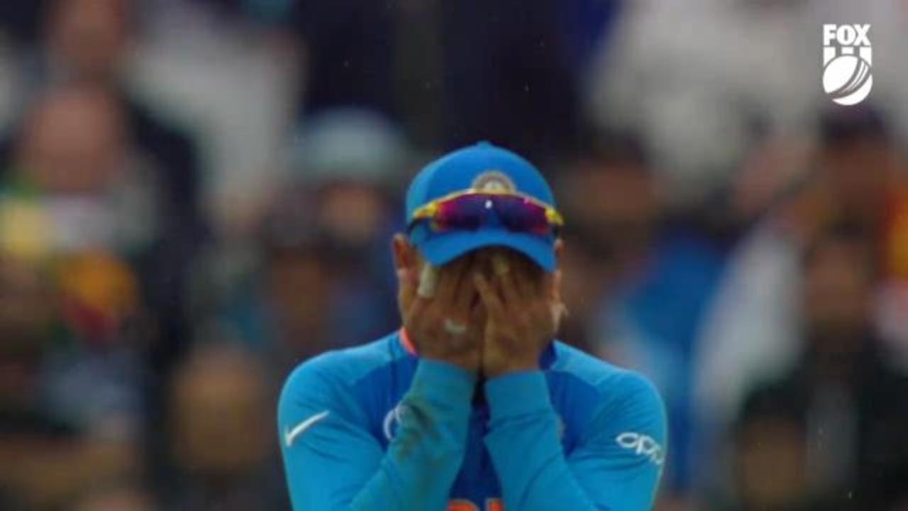 Comical fielding hurts India