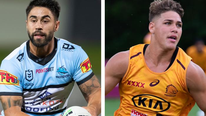 Shaun Johnson could return while Reece Walsh could make his debut.