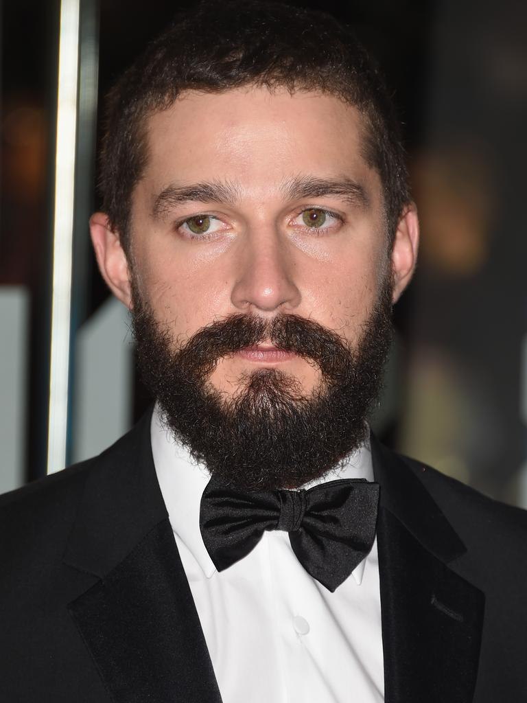 LaBeouf has denied the allegations against him. Picture: Gareth Cattermole/Getty Images