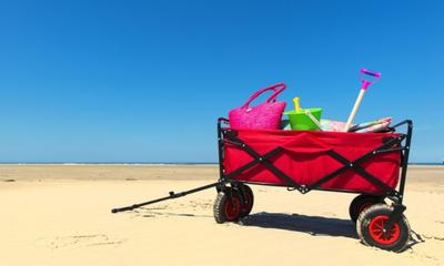 5 top-notch beach trolleys for summer