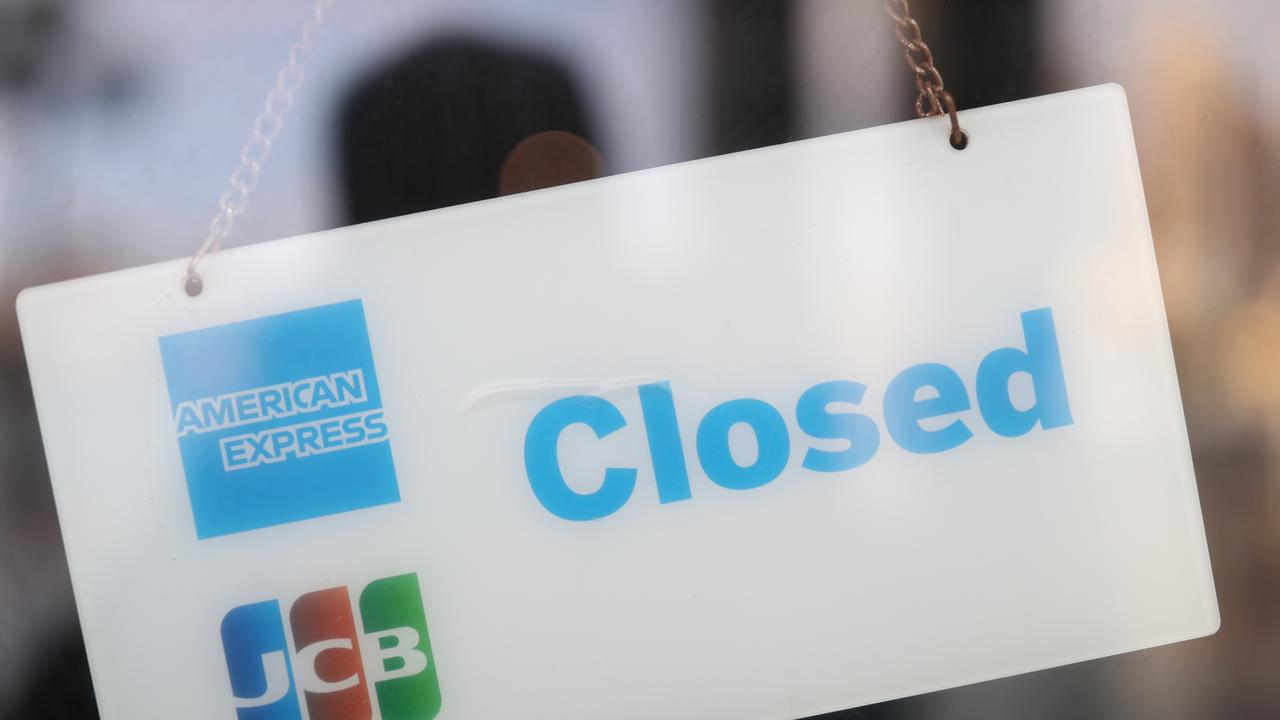 The NSW government has announced a raft of new measures to assist businesses impacted by the recent lockdown. Picture: Christian Gilles / NCA NewsWire