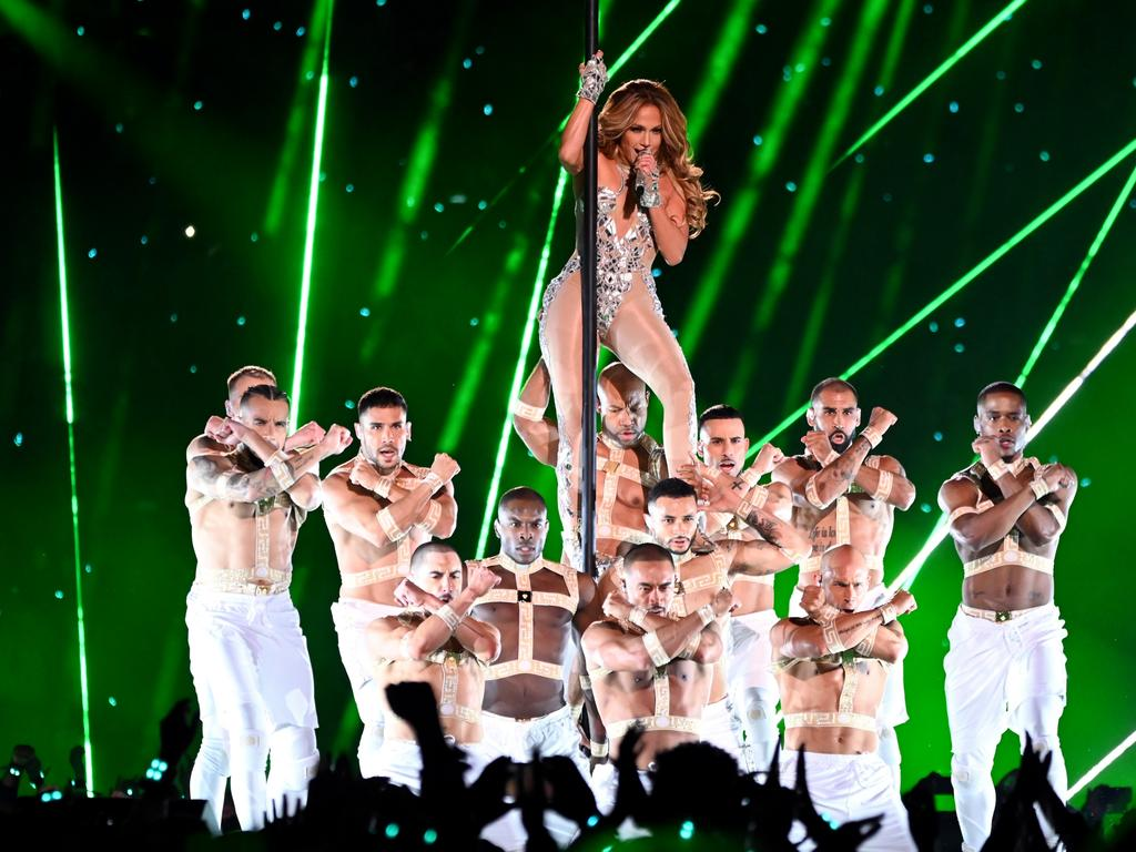 There's more to the Super Bowl than football. The halftime entertainment alone is worthy of its own billing.