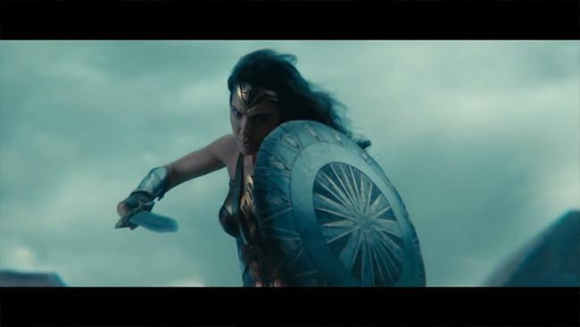 Film trailer: Wonder Woman