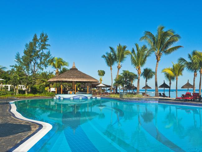 MAURITIUS 6-DAY PACKAGE, $1125 Check out Mauritius from your base at five-star Le Meridien Ile Maurice, with a five-night stay reduced by 27 per cent and now priced from $1125 a person, twin share. The deal includes accommodation in a Deluxe Ocean View Room with breakfast and dinner daily and return private transfers. Valid for travel from April 1 to September 30, 2020, and must be booked by December 31, 2019. helloworld.com.au