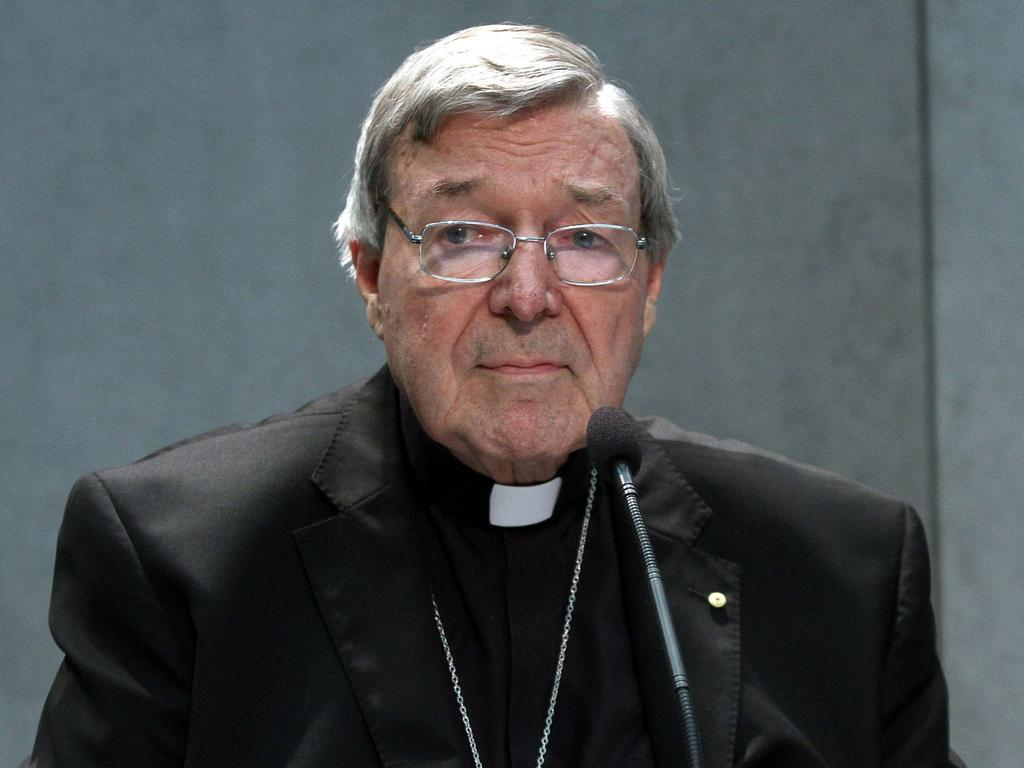 Australian journalists and media organisations are on trial for the way they reported Cardinal George Pell's convictions, which have since been overturned. Picture: Marco Ravagli/Barcroft Media via Getty Images