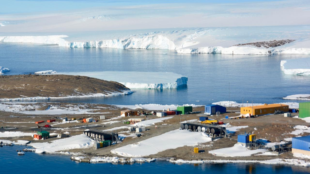 The Australian Antarctic Division, which needs 150 people next summer to support scientists working in Antarctica.