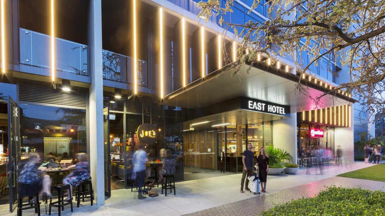 East Hotel, Canberra.