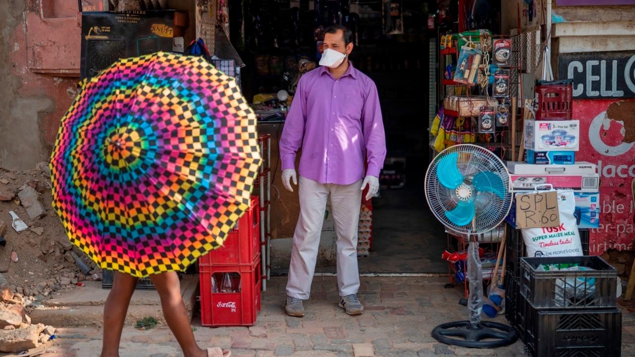 Global coronavirus cases top 100 million