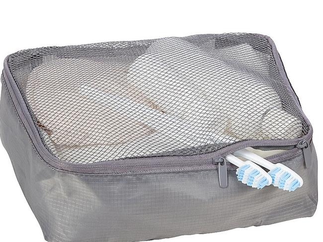 INDIVIDUAL PACKING CUBES ($5 and under) There are cheaper deals to be had elsewhere on buying bulk lots of packing cubes, but that often results in an excess of sizes you don't need.