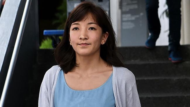 Pregnant Aussie jailed for online stories