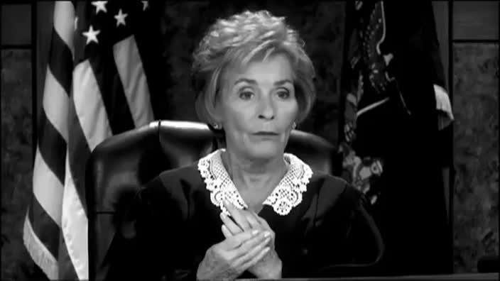 Judge Judy promo