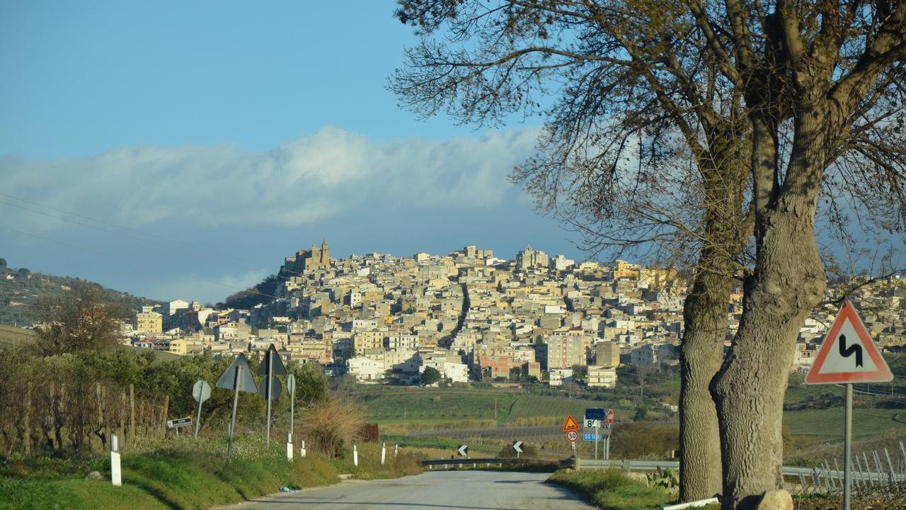 Check out this stunning Sambuca, Sicily skyline.