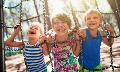 The crazy pressure to entertain kids