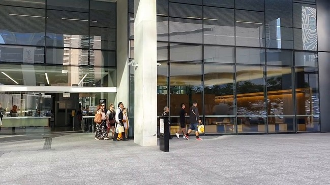 RAW: Tahiata family leave Brisbane court
