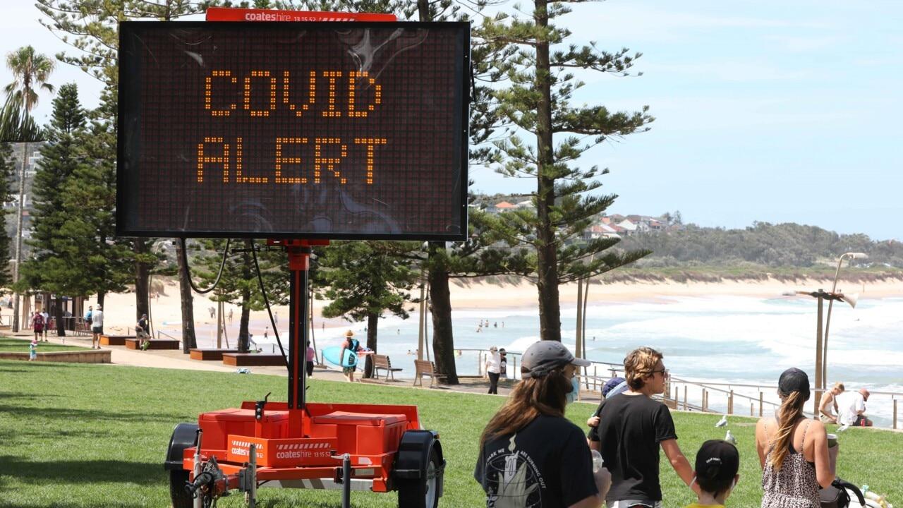 Berejiklian: 'Lockdown doing what we hoped' as NSW records 35 new cases