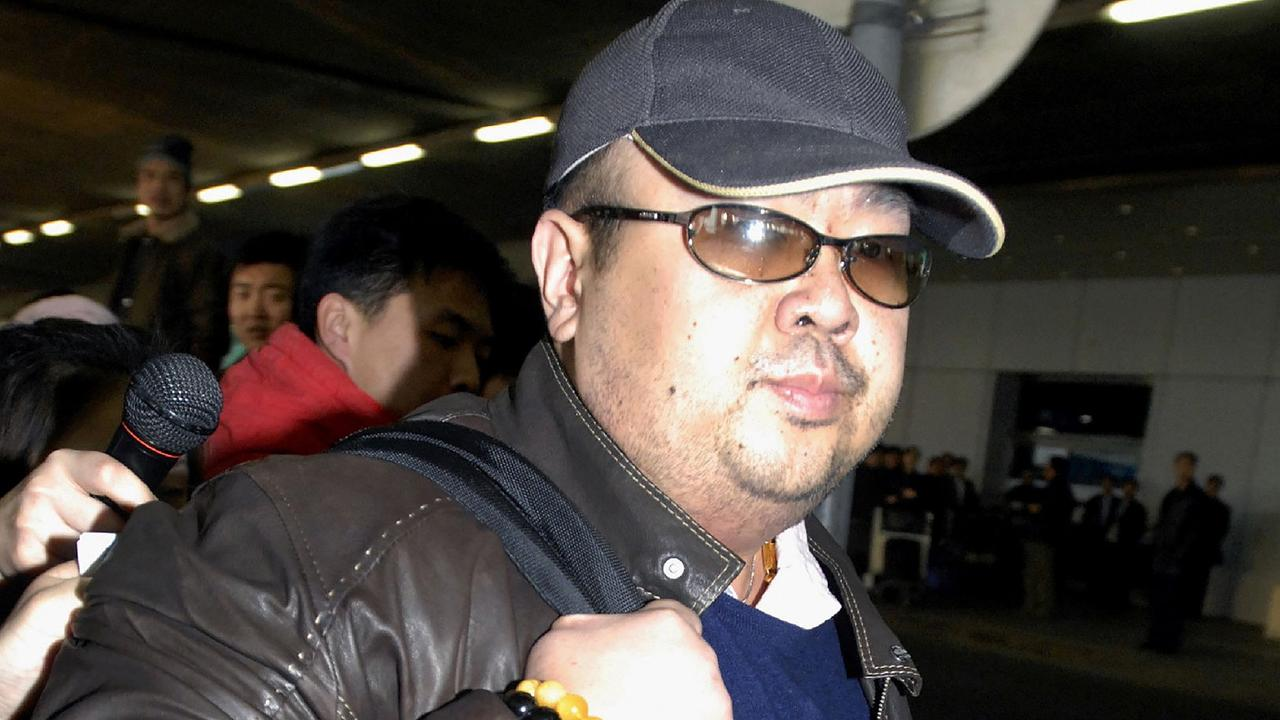Kim Jong-Nam, pictured in 2007, was once believed to be the heir to the North Korean dictatorship. Picture: AFP Photo/Jiji Press