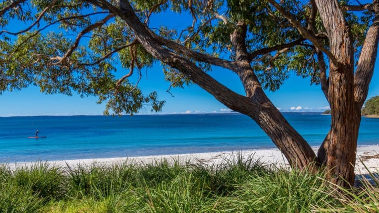 Collingwood Beach, Jervis Bay. Picture: Supplied. Source: Visit NSW