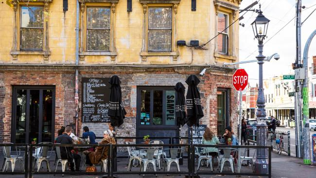Best neighbourhood in Melbourne? Fitzroy The spiritual home of hipsters in Australia, it's hard to go past Fitzroy. Picture: Visit Victoria / Josie Withers