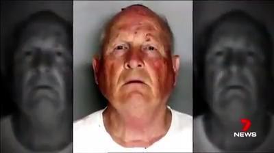 Accused US serial killer once suspected of being Mr Cruel