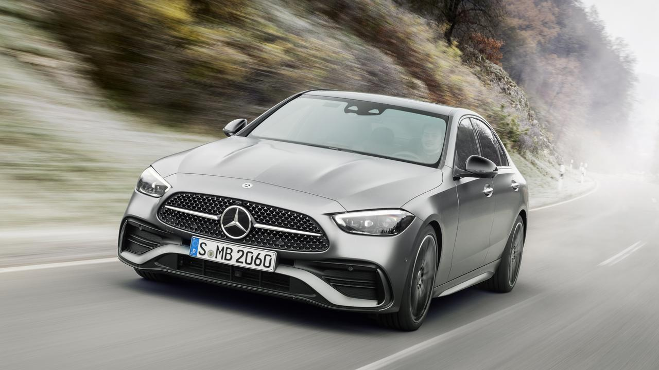 The new Mercedes Benz C-Class promises to bring groundbreaking technology.