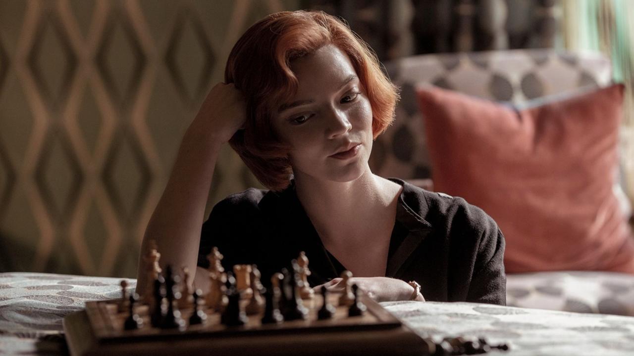 The Queen's Gambit is on Netflix.