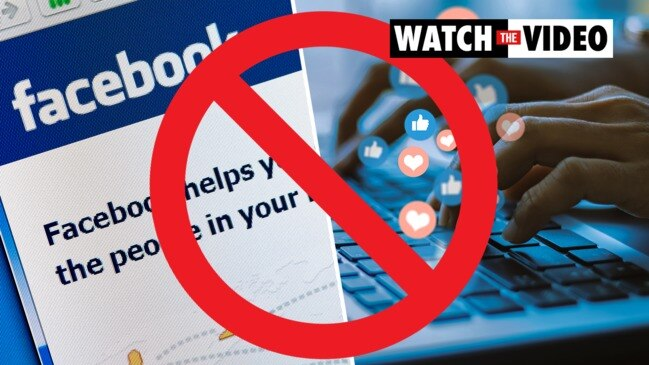 Facebook bars Aussies from sharing or viewing news