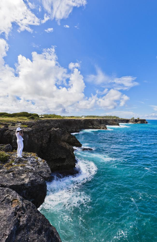 Live and work in Barbados sounds enticing? Picture: Getty