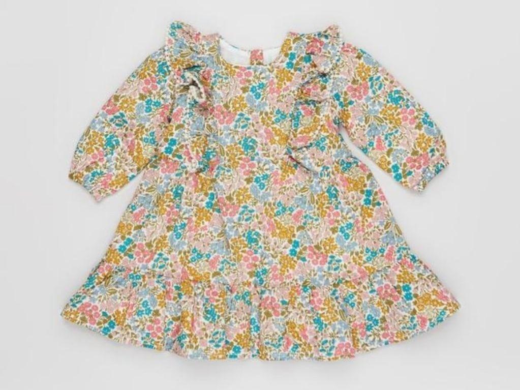 Bebe By Minihaha Liberty Frill Dress