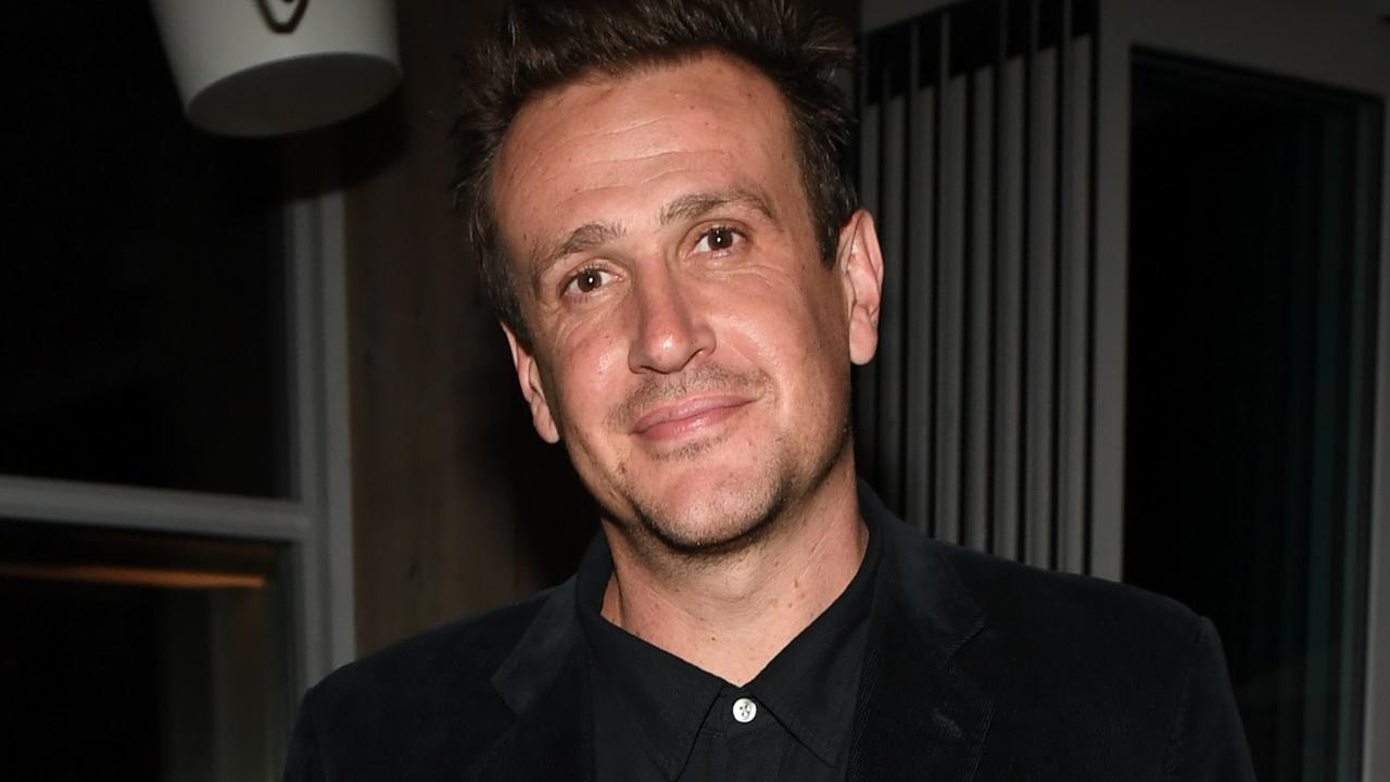 Jason Segel will write, produce and star in a new series called Shrinking. Picture: Sonia Recchia/Getty Images