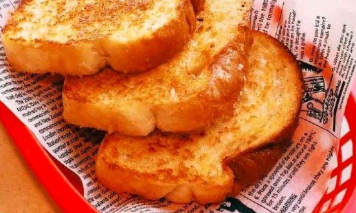 Mums go nuts for homemade Sizzler toast
