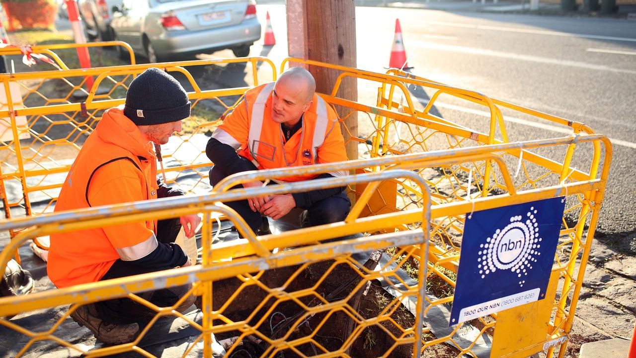 The NBN is approaching the end of its rollout but the process that has taken almost a decade has another stumbling block at the finish line thanks to the worldwide spread of the coronavirus.