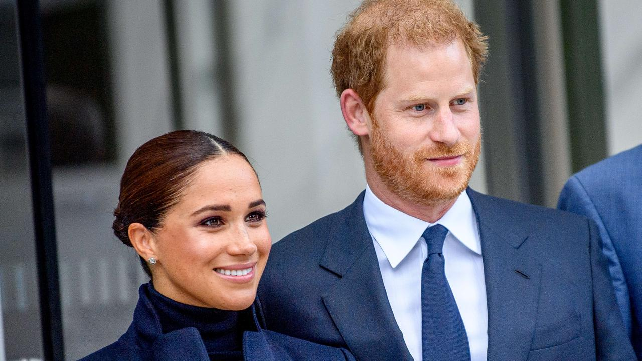 It's unknown if Meghan and Harry are being paid for their new roles at Ethic. Picture: Roy Rochlin/Getty Images/AFP
