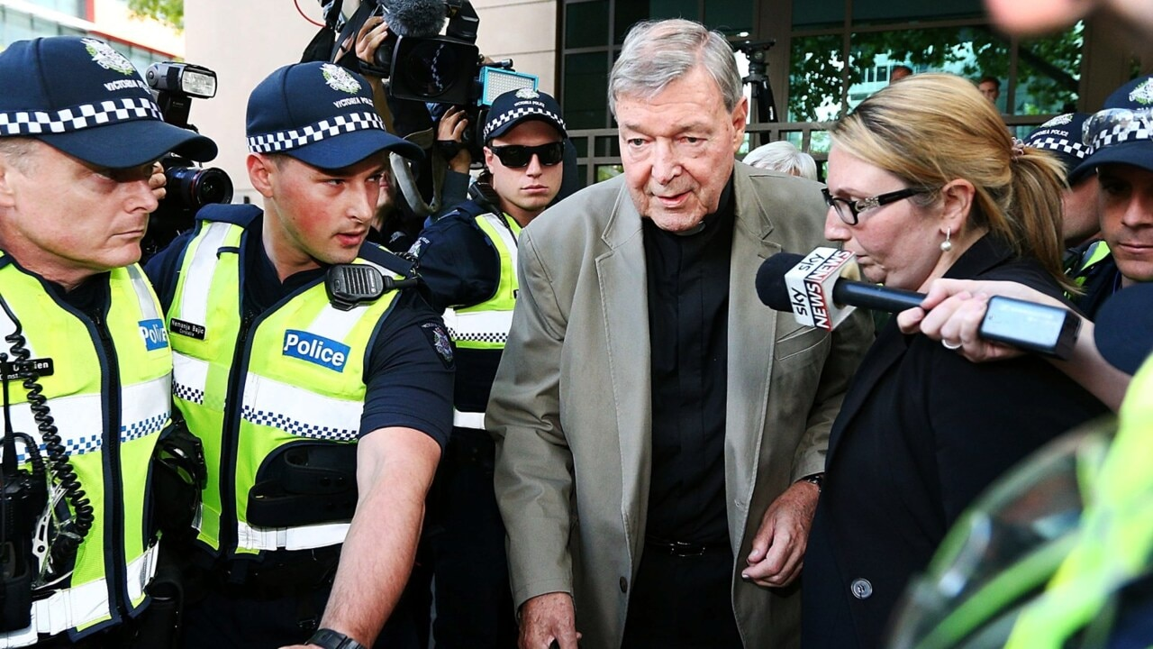 Cardinal Pell to face two trials for historical sexual offences