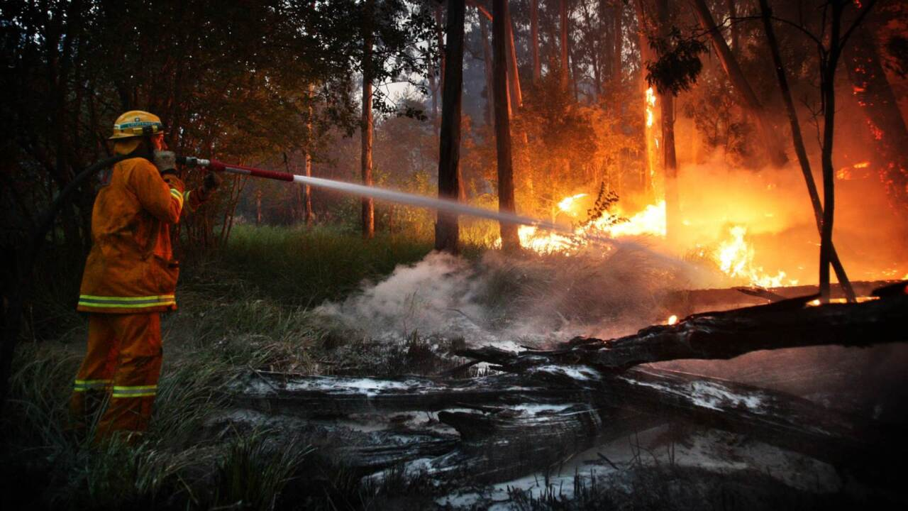 Qld weather conditions to elevate fire danger to very high