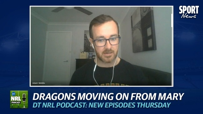 DT NRL Podcast: Where to now for Dragons following Mary sacking?