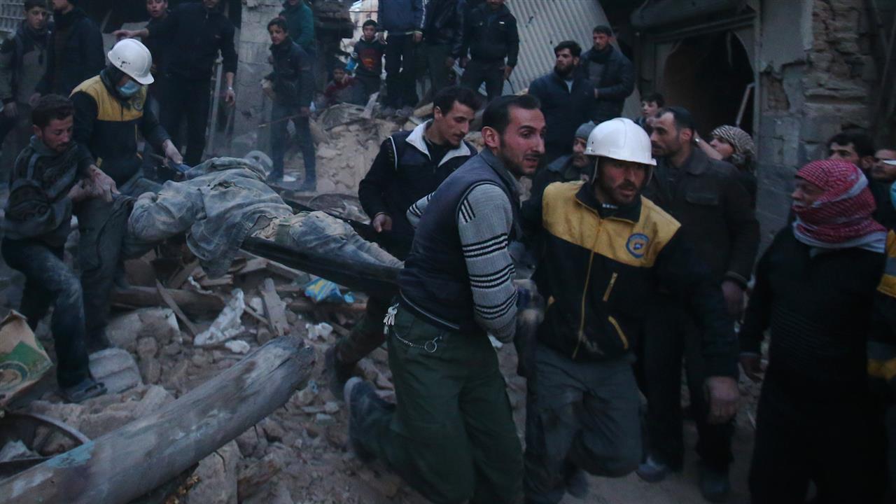 Is Syria the Most Dangerous Place on Earth?