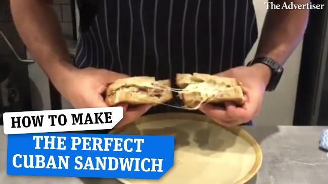 How to make the perfect toasted Cuban sandwich
