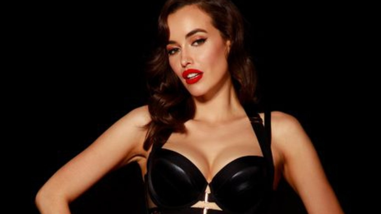 Luxury lingerie brand Honey Birdette saw a massive spike in sales as Australians were forced to stay home at the peak of the pandemic. Picture: Supplied by Powerhouse Museum