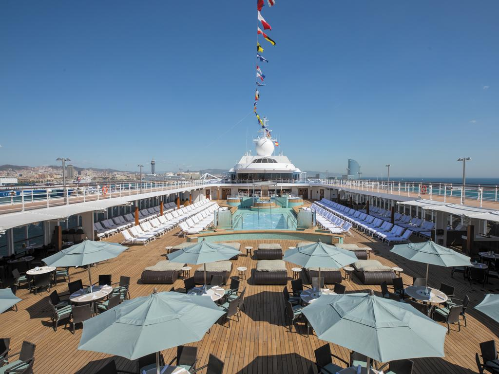 Regent Seven Seas Cruises' 2024 world cruise on the Seven Seas Mariner sold out in less than three hours.