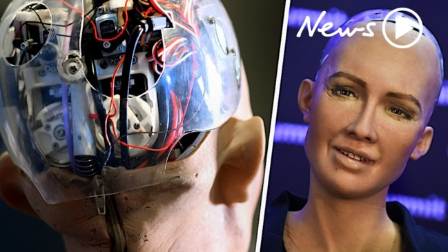 Sophia - The First Robot Citizen of the World